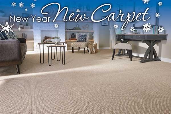 New Year New Floor Carpet